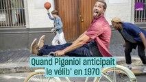Quand Piganiol anticipait le vélib en 1970
