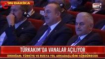 Erdoğan: Rusya'nın katkısıyla bölgesel sıkıntıları atlatacağımıza inanıyorum