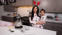 Kylie Jenner- Christmas Cookies With Stormi