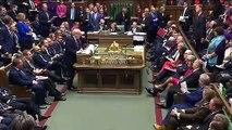 Boris Johnson on Scottish Independence during PMQs