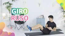 Giro ruso - Mejor con salud