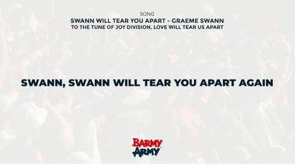 Swann Will Tear You Apart - Graeme Swann