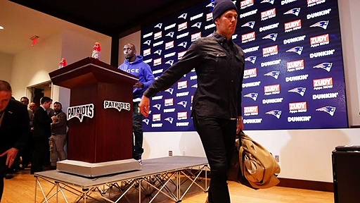 Tom Brady Thanks Fans, Gives Hint On Future