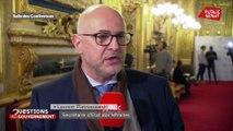Réforme des retraites : « C'est une réforme sociale » estime Laurent Pietraszewski