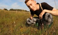 Plants before pandas: the young botanist tackling extinction in his own backyard – video