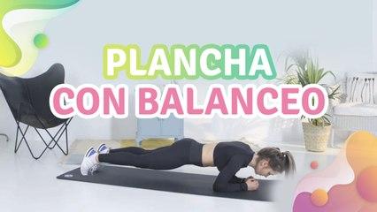 Plancha con balanceo - Mejor con salud
