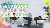 Señalador de rodillas en el suelo - Mejor con salud