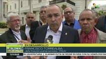 Venezuela: diputados de derecha protagonizan hechos irregulares