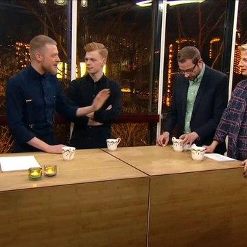 Anders & Mikkel ~ Psykologiske entertainere tager fusen på TV 2-vært | Go Morgen Danmark | TV2 Danmark