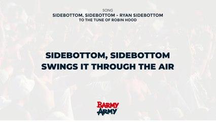 Sidebottom, Sidebottom - Ryan Sidebottom