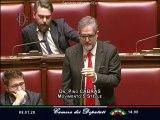 Pino Cabras - Intervento su situazione in Iraq e Libia (08.01.20)