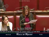 Simona Suriano - Intervento su autonomia Hong Kong (08.01.20)