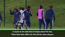 Chelsea target Dembele going nowhere - Lyon boss Aulas