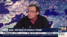 Iran: Réponse de Donald Trump - 08/01