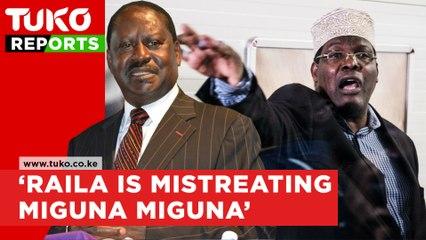 Kenyans' reactions to Miguna Miguna's denial of entry into his homeland | Tuko TV