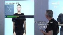CES 2020: AI-powered avatars create buzz