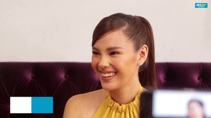 Catriona Gray shares her new year resolutions