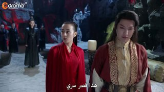 ابنة اللهب الحلقة 48