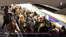 Grève dans les transports : le pass Navigo intégralement remboursé pour le mois de décembre