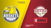EWE Baskets Oldenburg  - Umana Reyer Venice Highlights | 7DAYS EuroCup, T16 Round 1