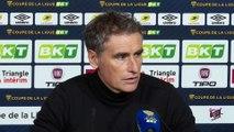 Dall'Oglio est «un peu amer» - Foot - C. Ligue - Brest