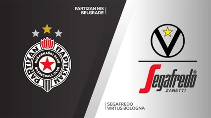 7Days EuroCup Highlights Top 16, Round 1: Partizan 99-81 Virtus