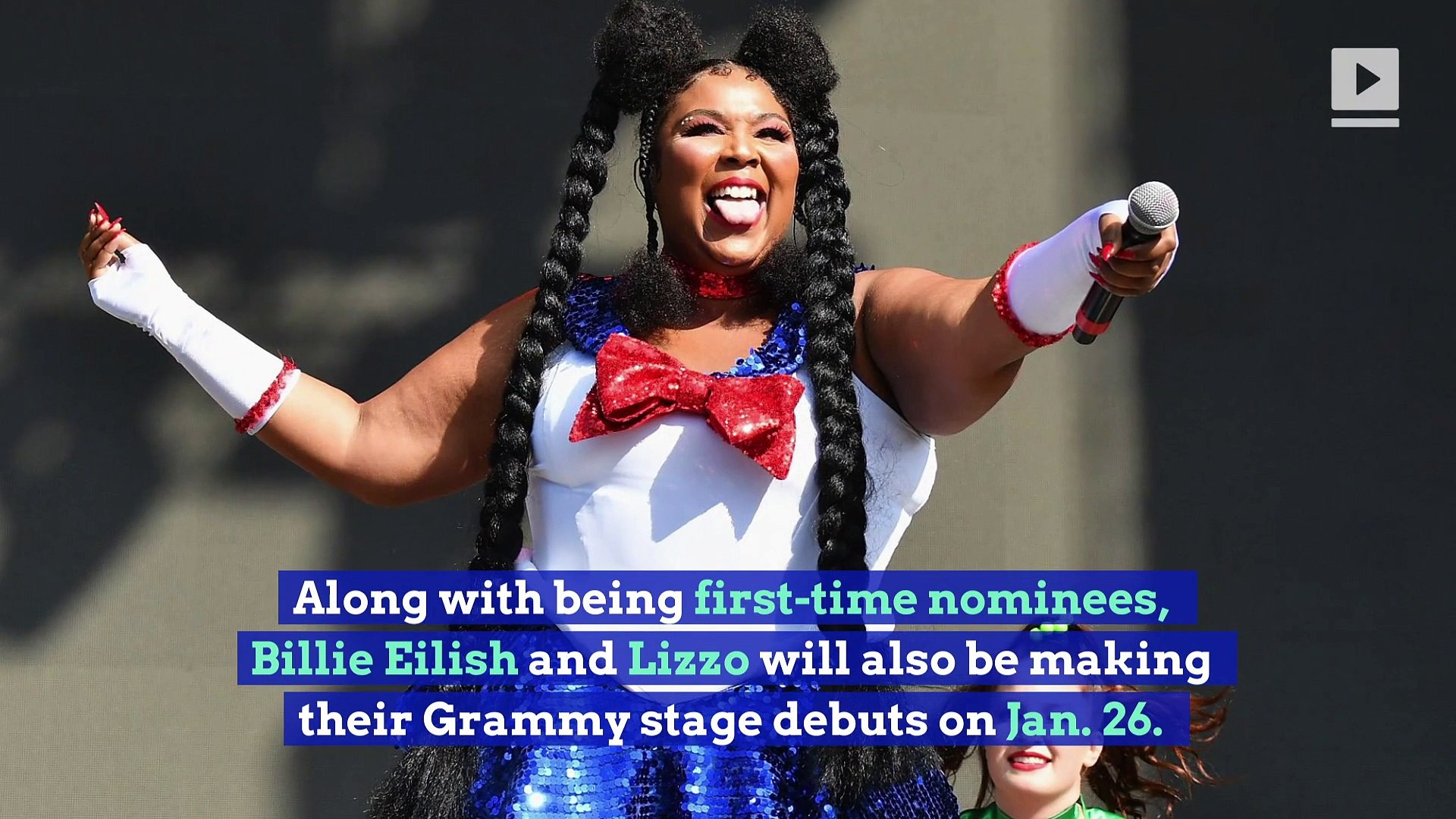 Billie Eilish, Lizzo and Aerosmith to Perform at 2020 Grammy Awards