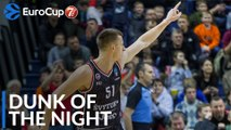 7DAYS EuroCup Dunk of the Night: Arnas Butkevicius, Rytas Vilnius