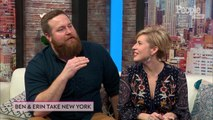 HGTV Stars Ben and Erin Napier on Working Together: 'We Fill-in Each Others Gaps'