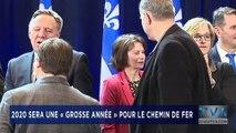 TVA Nouvelles CHAU 18H 8 Janvier 2020