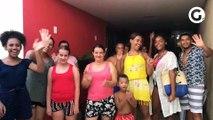 Família mineira se reune em Guarapari
