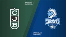 Joventut Badalona - MoraBanc Andorra Highlights | 7DAYS EuroCup, T16 Round 1