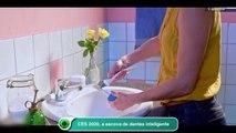 CES 2020, a escova de dentes inteligente