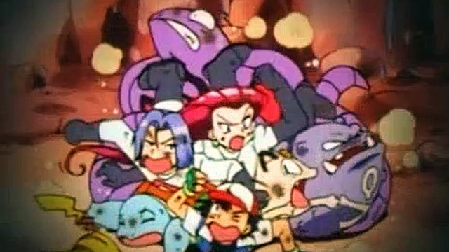Pokemon S01E46 Attack Of The Prehistoric Pokemon