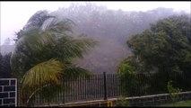 Chuva de granizo em Castelo