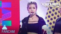 [예능연구소 직캠] MAMAMOO - Destiny+HIP (SOLAR) @2019 MBC Music festival 20191231