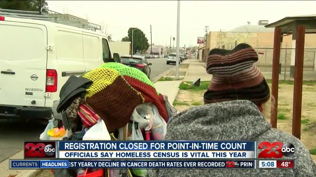 Bakersfield to experience highest volunteer turnout in homeless point-in-time count