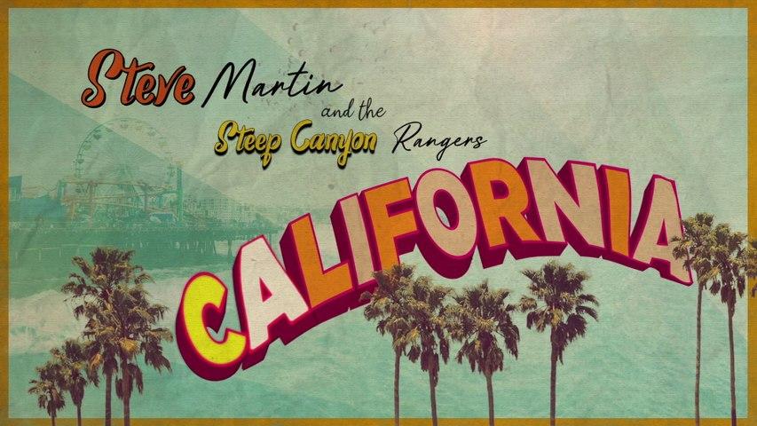 Steve Martin - California