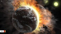Warm Dust Found By NASA Reveals Catastrophic Collision Between Two Exoplanets