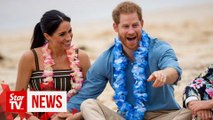 Prince Harry and Meghan to 'step back' from senior royal roles