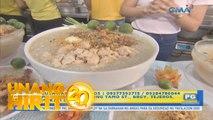 Unang Hirit: Lugaw sa Tejeros, Makati!