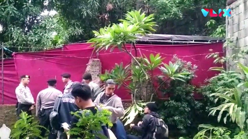 VIDEO: Suasana Pembongkaran Makam dan Autopsi Lina Jubaedah