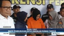 Pembunuhan Hakim Jamaluddin Didalangi Istrinya Sendiri