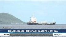 Pemerintah Akan Mobilisasi Nelayan ke Natuna