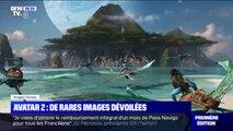 """De rares images de """"Avatar 2"""" ont été dévoilées"""