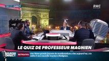 """Qui a déclaré : """"Je ne suis pas allé à la Versaille pour épouser Marie Antoinette""""... Relevez le quiz du Professeur Magnien ! - 09/11"""