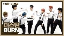 [Pops in Seoul] Burn! DUSTIN(더스틴)'s Off-Stage Dance