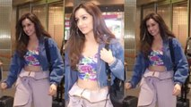 Shraddha Kapoor snapped at the Airport as she returned to Mumbai from Jaipur post Baaghi 3 shoot
