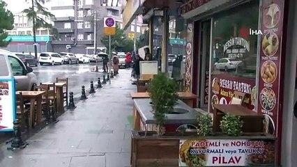 İstanbul'da silahlı iki şahsın tartışması kanlı bitti