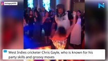 Watch: Chris Gayle quits Instagram with hot dance